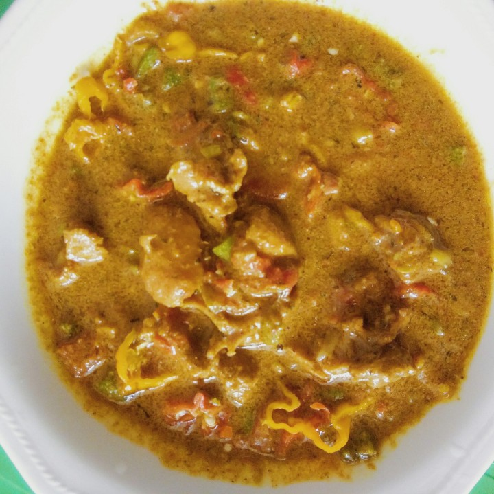 SPICY CHICKEN CURRY SAUCE