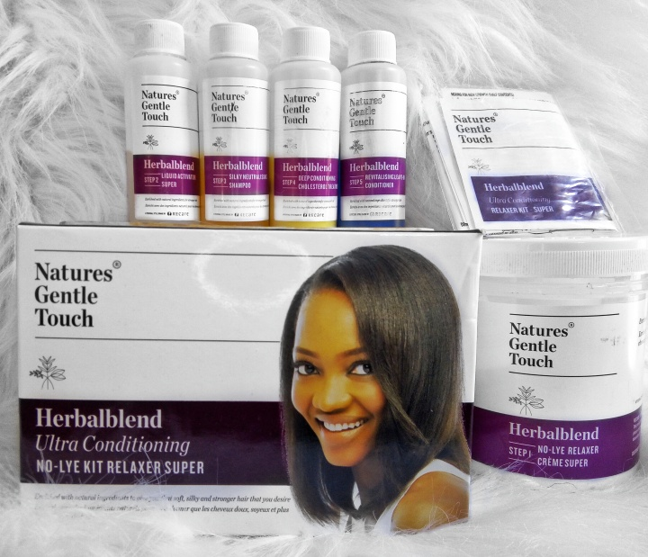NATURES GENTLE TOUCH FOR A RELAXED HAIR