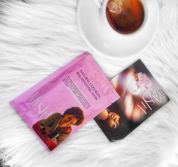 MYSHA COLLAGEN REJUVENATING MASK REVIEW