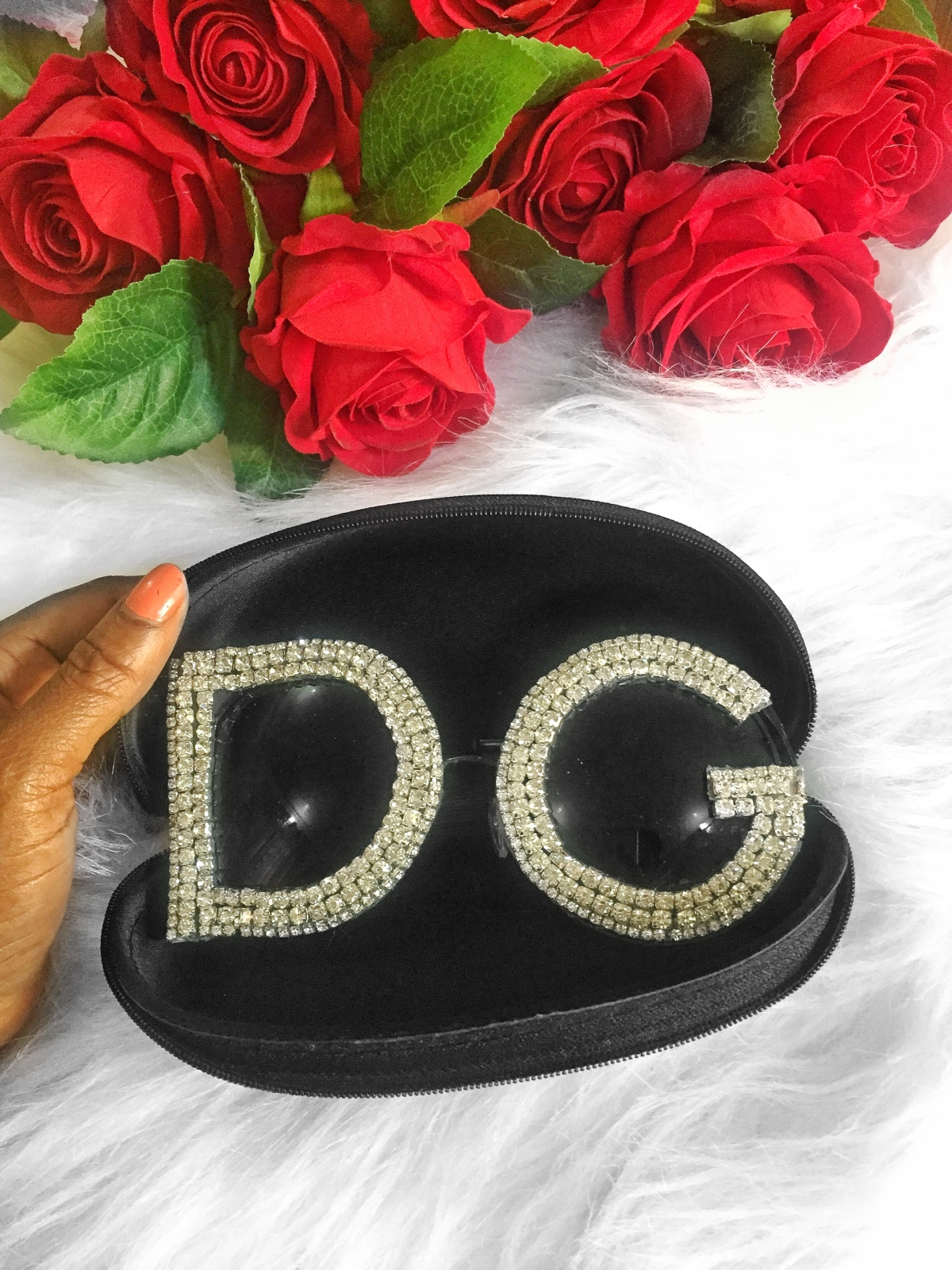 DIY DOLCE & GABANA SUNGLASSES AS SEEN ON RIHANNA